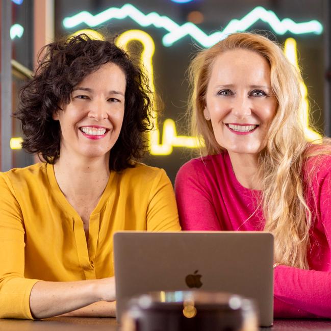 Katja & Regine