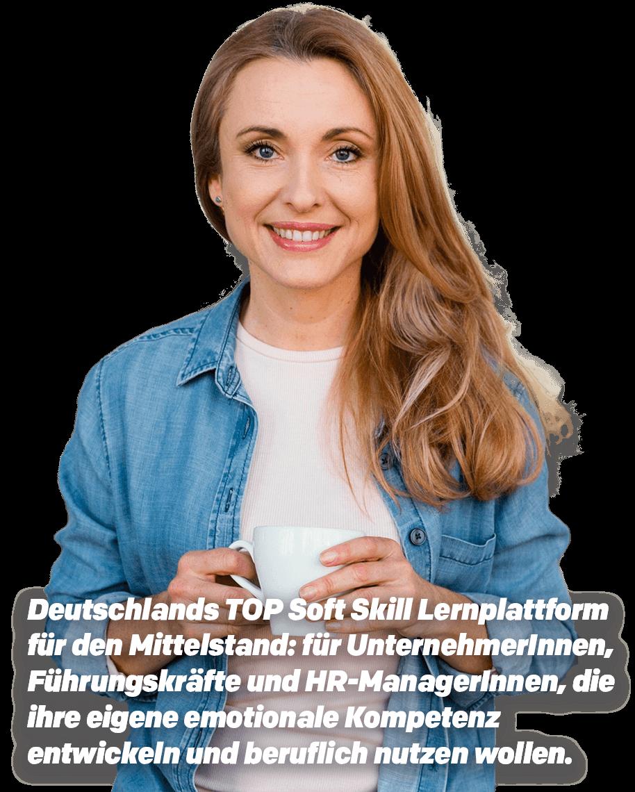 Deutschlands TOP Soft Skill Lernplattform